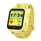 Детские часы с камерой GPS Smart Baby Watch Q100/GW1000 (Жёлтый)
