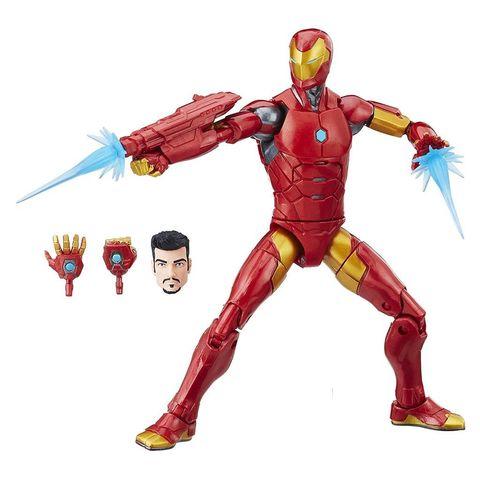 Фигурка Железный Человек (Iron Man)  - Marvel Black Panther Legends, Hasbro