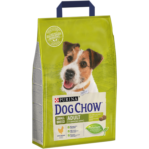 Dog Chow® Adult Small (Дог Чау Адалт Смол). С курицей.