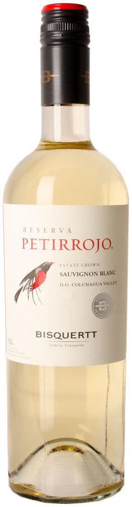 Bisquertt Petirrojo Reserva Sauvignon Blanc