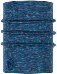 Теплый шерстяной шарф-труба Buff Wool heavyweight Lake Blue Multi Stripes