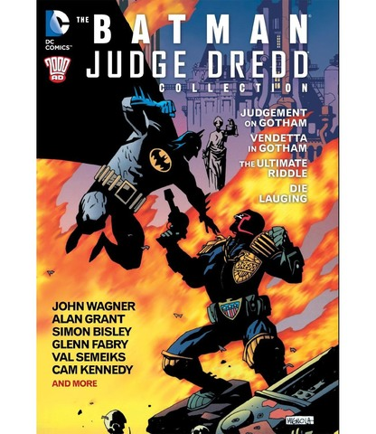 Batman/Judge Dredd: Vendetta in Gotham