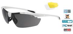 Солнцезащитные очки goggle RAVEN white/black