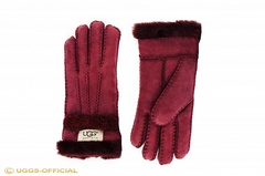 Перчатки UGG Fashion Belt Glove Purple