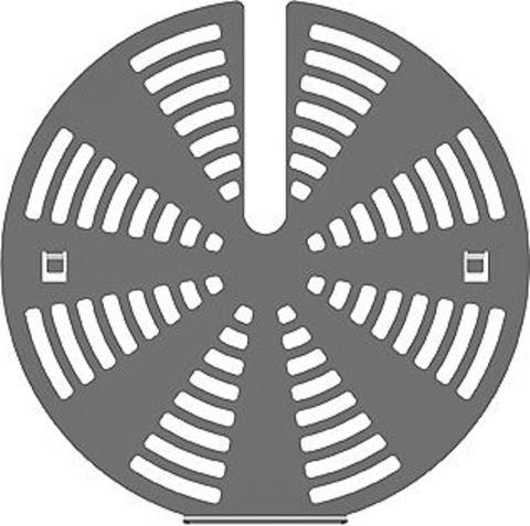 фото 1 Комплект для уменьшения скорости потока вентилятора Smeg 3927 на profcook.ru