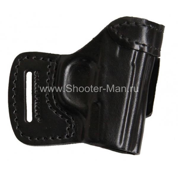 Кобура поясная для пистолета Shark ( модель № 5 ) Стич Профи