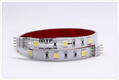 Гибкие светодиодные полосы MTF Light 3M2A125WM 30 см (RGB)