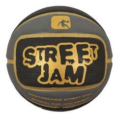 Мяч AND1 Street Jam black/grey/gold