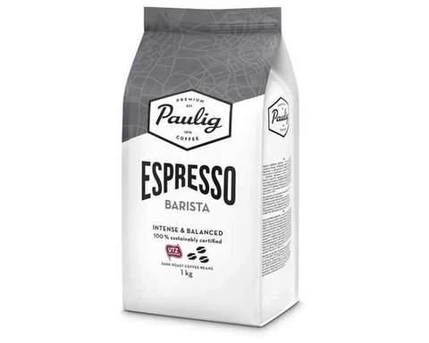 Кофе в зернах Paulig Espresso Barista, 1 кг