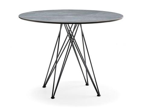 replica table  LOFTER EFFEL ( by Steel Art )