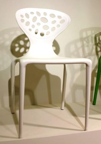 стул supernatural chair ( белый )