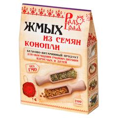 Мука из семян конопли, 200 гр
