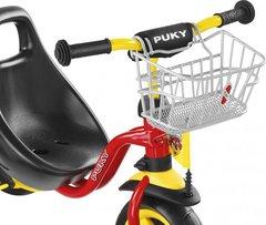 Передняя корзина для трехколесных велосипедов и самокатов Puky LK DR
