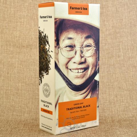 Чай черный традиционный Sense Asia, 100г