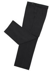 054 брюки для мальчиков, черные