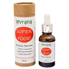 Сыворотка для лица Super Food супер питание, 30ml, TМ Levrana