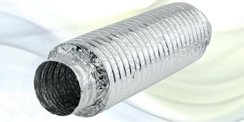 Sonodec-GLX-25/254 Шумоглушитель DEC D=254мм 1м