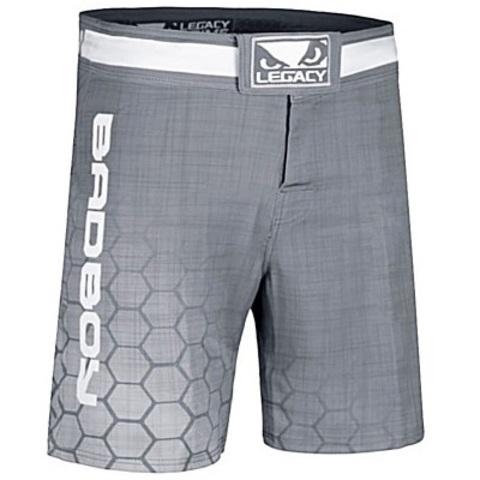 Шорты для MMA Bad Boy Legacy Prime Shorts - Grey