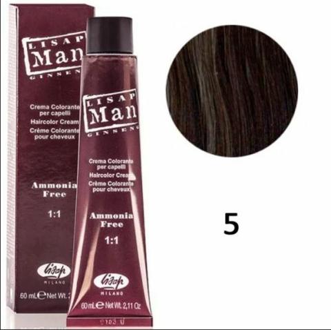 5 Мэн Лисап 60мл краска для волос