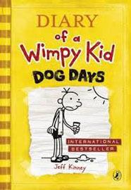 Kitab Diary of a Wimpy Kid-Dog Days   Jeff Kinney
