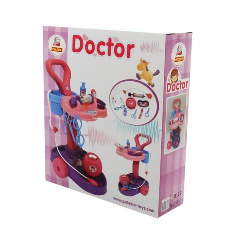 Набор Доктор №9 (9 элементов) (в коробке)  Полесье