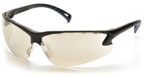 Очки баллистические стрелковые Pyramex Venture 3 SB5780D зеркально-серые 50%