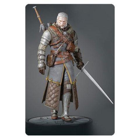 Фигурка The Witcher 3: Wild Hunt – Geralt Grandmaster Ursine