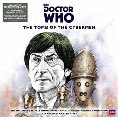 Виниловая пластинка. Doctor Who – The Tomb Of The Cybermen
