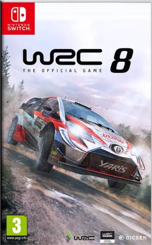 NS: WRC 8 Collector Edition (русские субтитры)