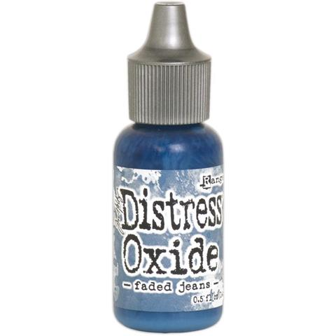 Чернила для заправки  Distress Oxides - Faded Jeans