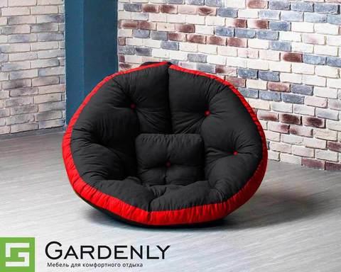 Кресло подушка Оустер комбо M