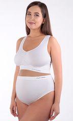 Евромама. Комплект бесшовного белья для беременных, белый