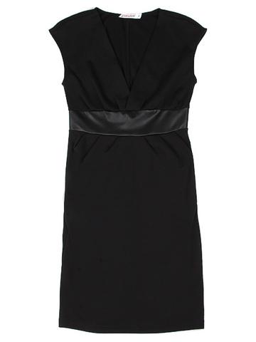 GDR007476 Платье женское. черное