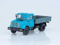 ZIL-4333 flatbed truck blue-gray 1:43 Start Scale Models (SSM)