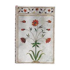 Taj Mahal Flowers / Mumtaz / Mini / Unlined