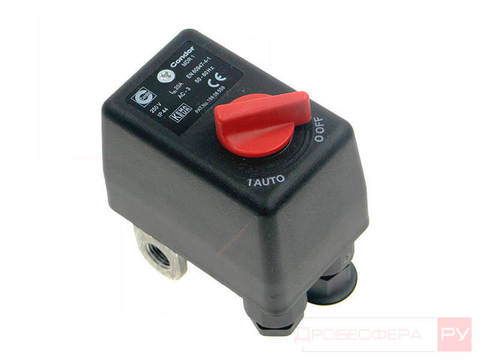 Реле давления для компрессора MDR-1/11;F4 G 1/4