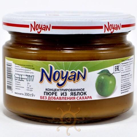 Пюре из яблок без сахара Noyan, 300г