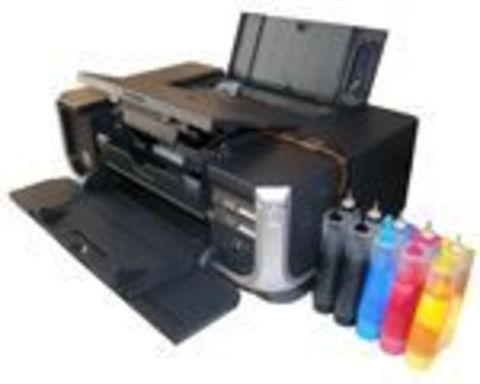СНПЧ Canon iP4300, iP4200, iP4500, iP5200, iP5300 с чипами!