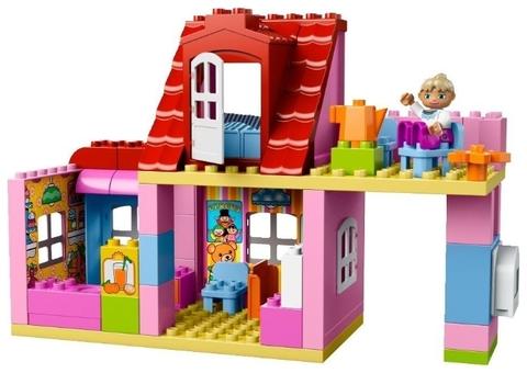 LEGO Duplo: Кукольный домик 10505