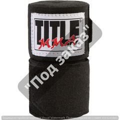 Бинты полу-эластичные TITLE MMA® SEMI-ELASTIC HANDWRAPS
