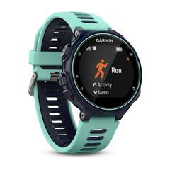 Беговые часы Garmin Forerunner 735XT HRM-Tri-Swim синие
