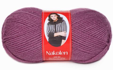 Купить Пряжа Nako Nakolen Код цвета 569 | Интернет-магазин пряжи «Пряха»