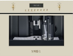 Кофемашина Smeg CMS8451P фото