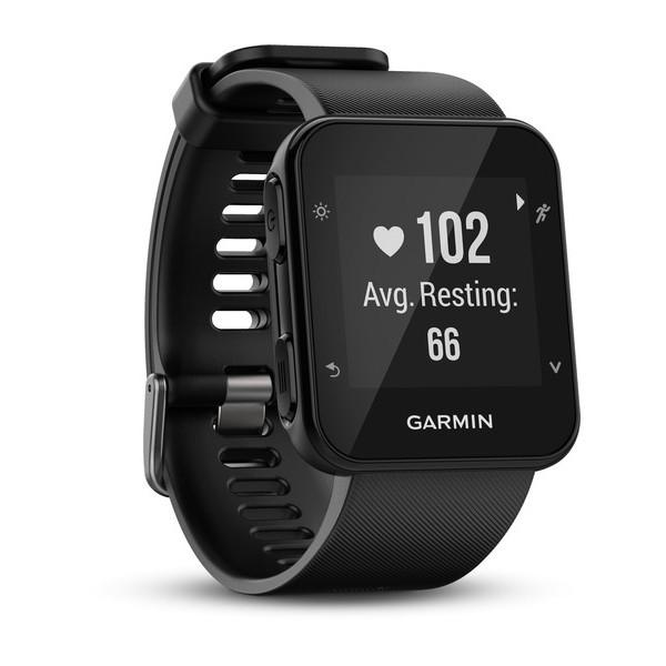 Спортивные смарт часы Garmin Forerunner 35 черные