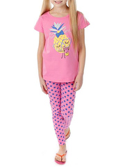 GF02-060п футболка детская, розовая