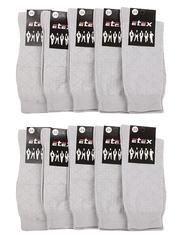 1c171-1 носки мужские, серые (10шт)