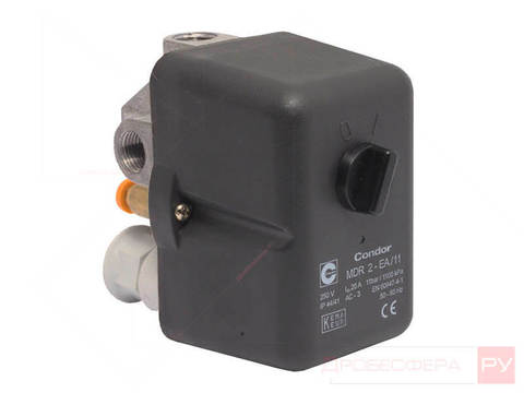 Реле давления для компрессора MDR-2/11;F4 G 1/4