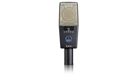 AKG C414 XLS конденсаторный микрофон