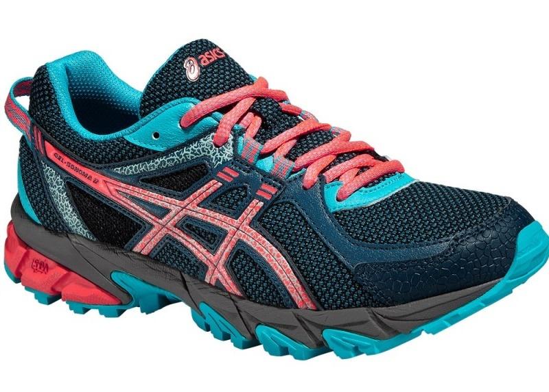Женские кроссовки внедорожники Asics Gel-Sonoma 2 (T684N 5106) фото