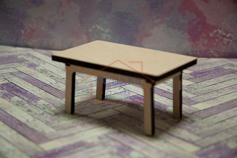 Деревянный игрушечный стол Graver Master Kids